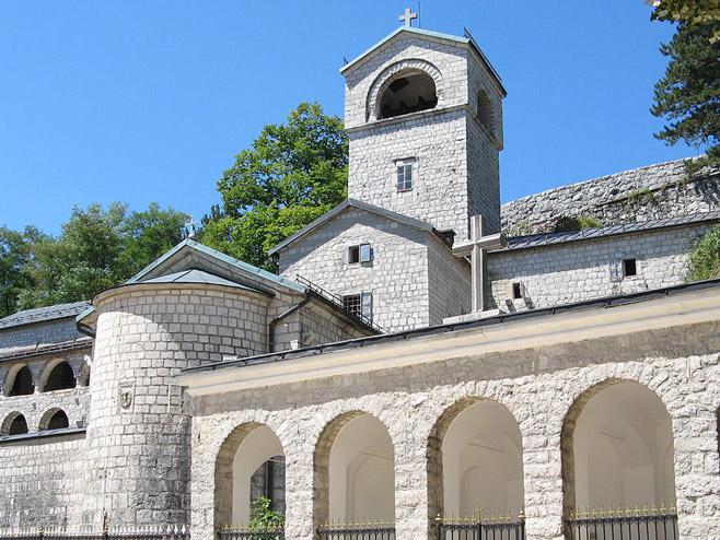 Cetinjski manastir - Foto: Wikipedia