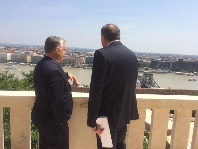 Додик-Орбан (Фото: РТРС)