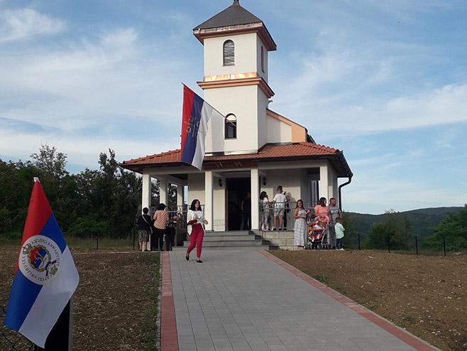 Велико Паланчиште код Приједора - Црквено-народни сабор (Фото: РТРС)