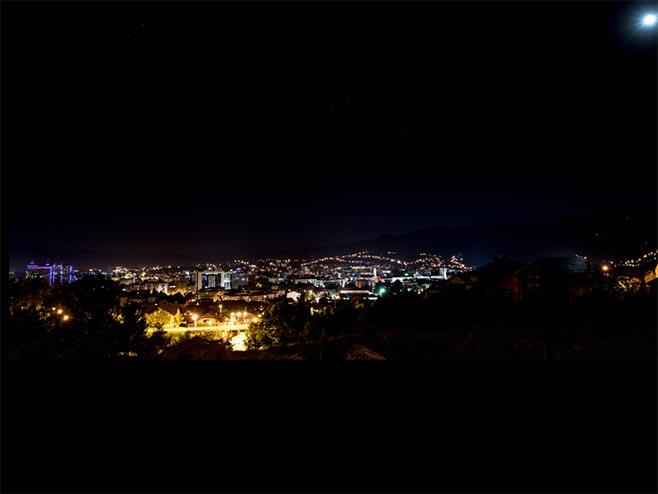 Помрачење мјесеца (фото:Mondo/Vedran Ševčuk)