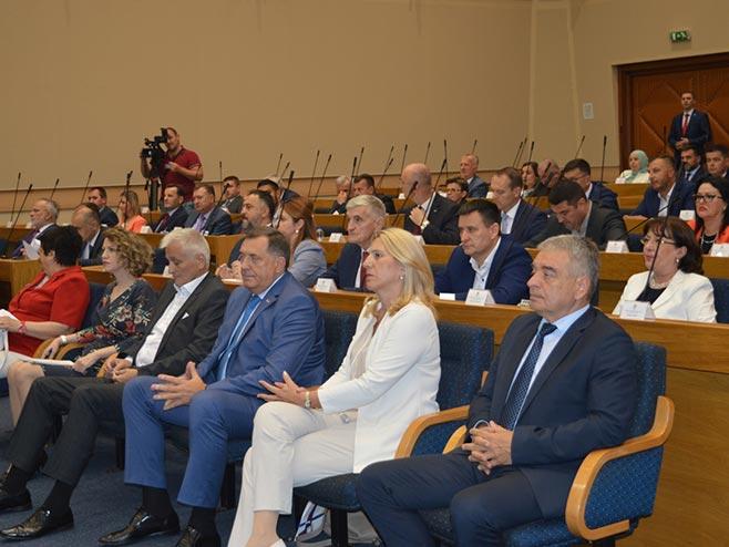 Narodna skupština Republike Srpske (Foto: RTRS)