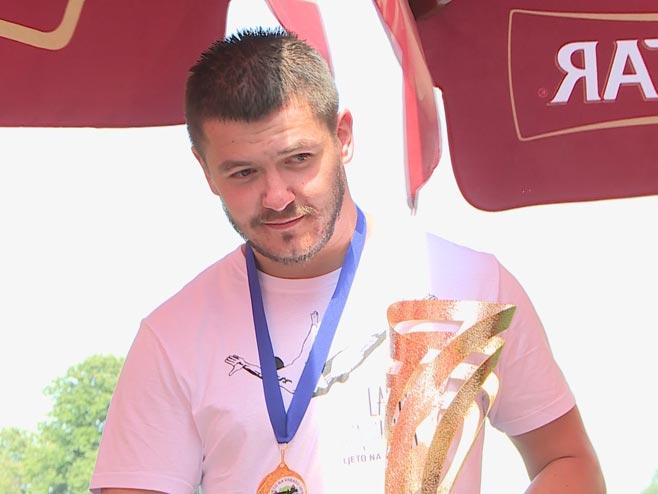 Đorđe Gajić (Foto: RTRS)