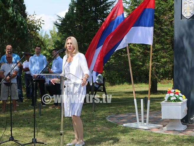 Обиљежавање 27 година од одбране Градишке, присуствује Цвијановићева