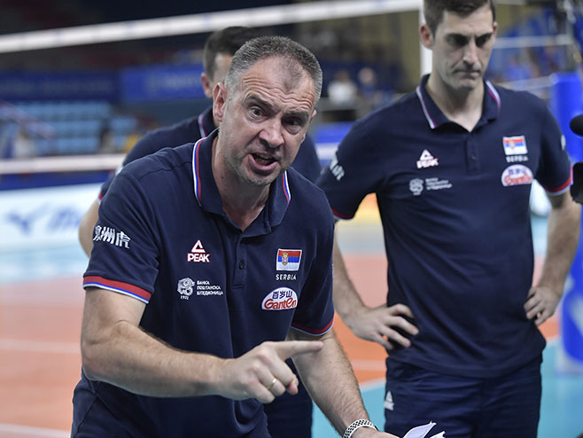 Никола Грбић (Фото: volleyball.ioqt.2019.fivb.com) -