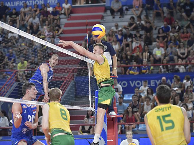 Srbija-Australija (Foto: volleyball.ioqt.2019.fivb.com)