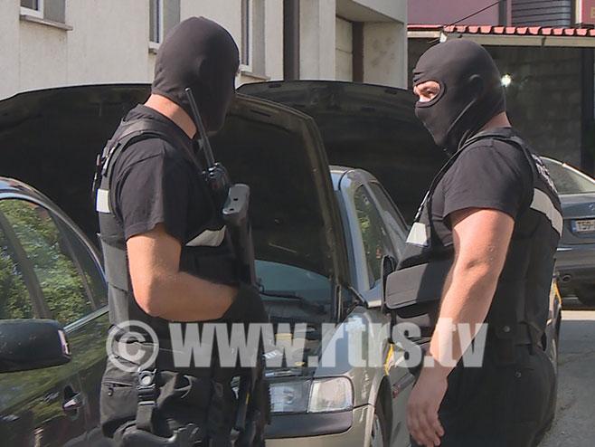 Banjaluka: MUP akcija (Foto: RTRS)