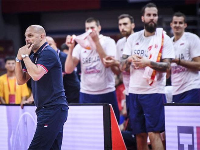 Aleksandar Đorđević (Foto: FIBA)