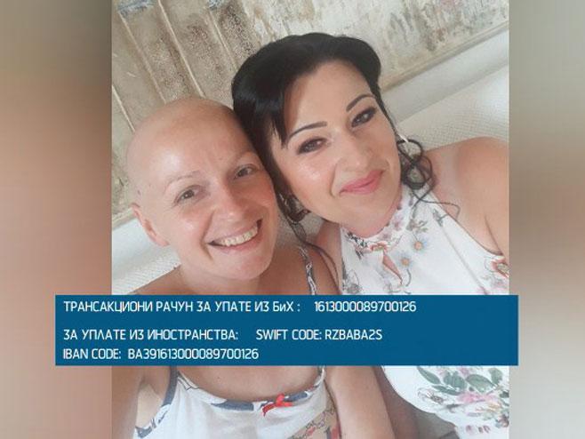 Potrebna pomoć Dubravki Macanović