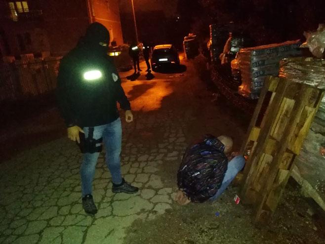 Хапшење у Шипову