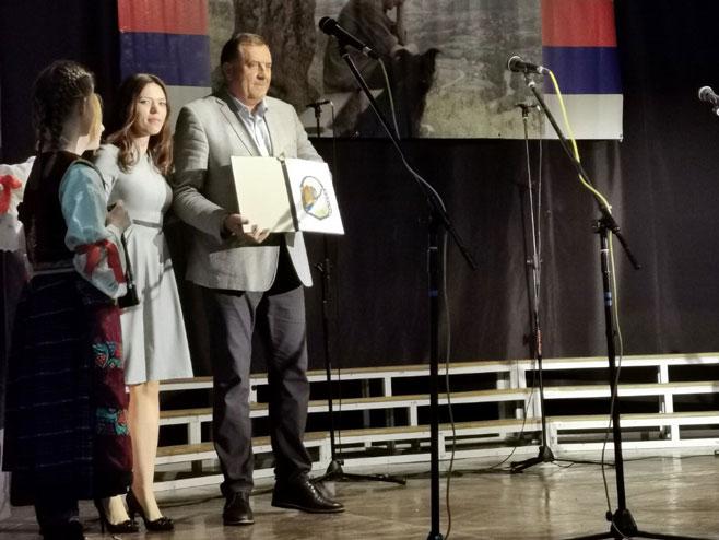 Milorad Dodik (Foto: SRNA)