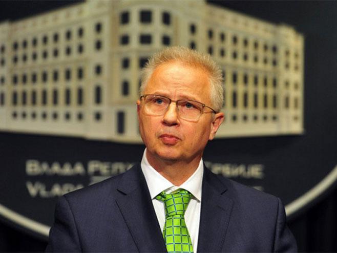 Laslo Trošanji (Foto: Tanjug/AP)