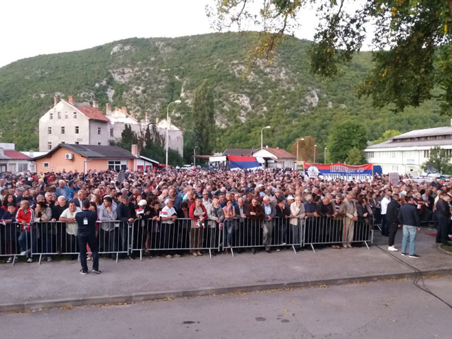 Dani sjećanja Drvar (Foto: RTRS)