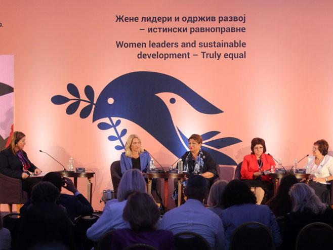 Žene lideri i održiv razvoj - istinski ravnopravne (Foto: RTRS)