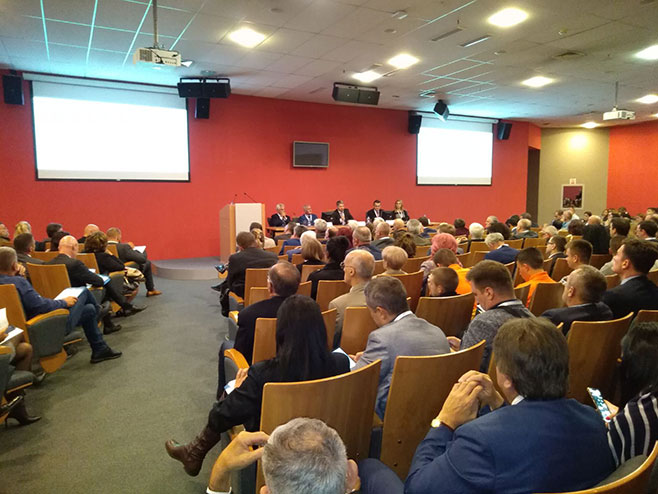 Novi Sad - biznis forum (Foto: RTRS)