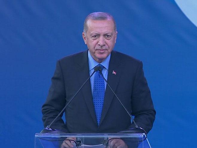 Redžep Tajip Erdogan (Foto: RTRS)