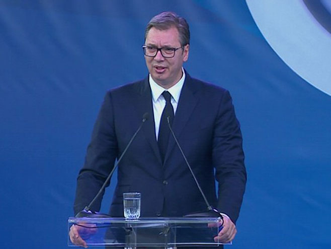 Aleksandar Vučić (Foto: RTRS)