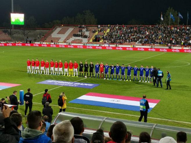Фудбалери Србије (фото:B92/AK)