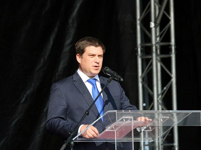 Олег Бутковић (Фото: СРНА)