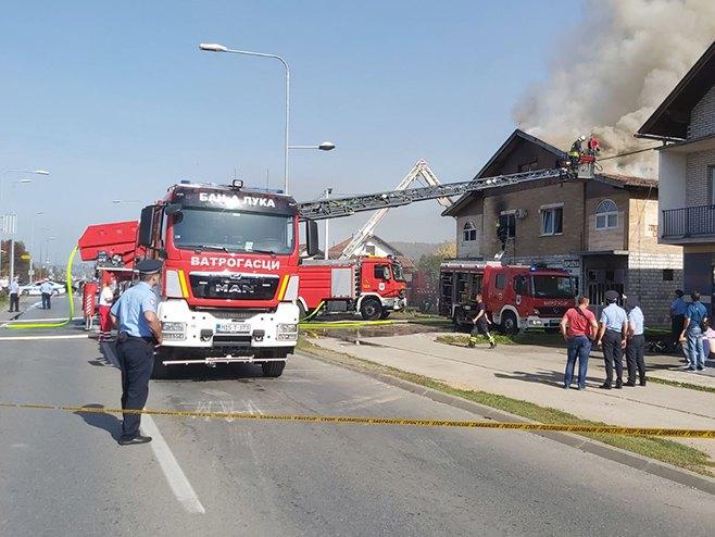 Lazarevo-požar