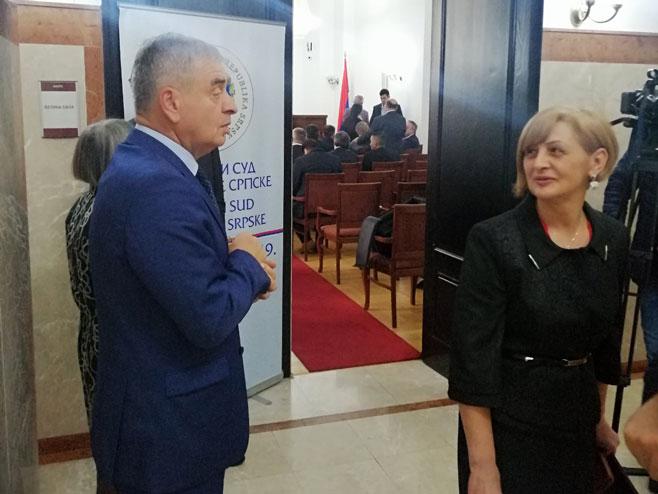 Предсједник Уставног суда Републике Српске Џерард Селман