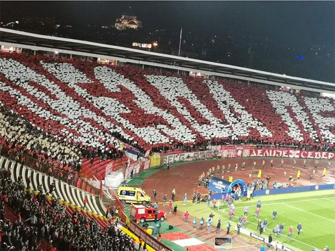Stadion Crvene zvezde: Zvezda - Totenhem (foto:B92/PT)