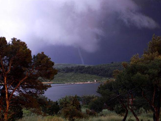 Rt Kamenjak (foto: istramet.hr)
