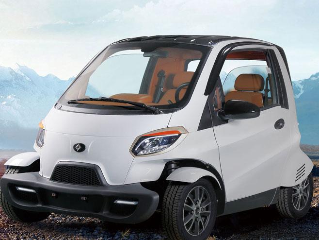 Електрични аутомобил (Фото: ELCAR)