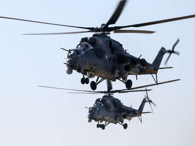 Helikopteri Mi-35M (foto: Sputnik / Vitaliй Timkiv)