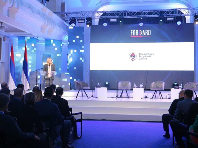 """Отворена Међународна конференција """"Форвард"""" (Фото: РТРС)"""