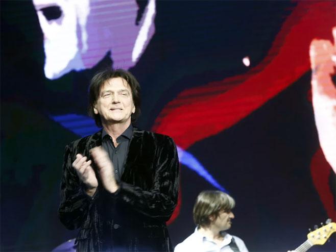 Zdravko Čolić (foto:V. Lalić / RAS Srbija)