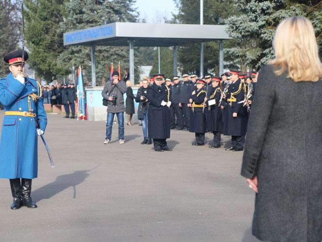Promocija 323 kadeta 20. klase Јedinice za policijsku obuku