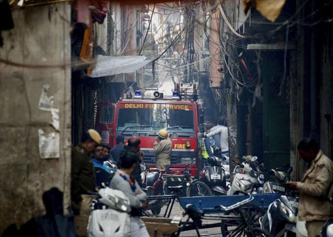 Tragedija u Indiji (Foto:Manish Swarup/AP )