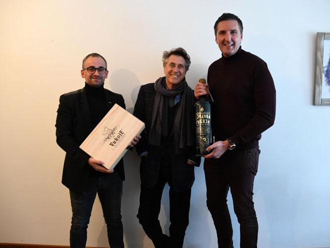 Ljevnaić, Feri i Elek na otvranju ski-sezone na Јahorini