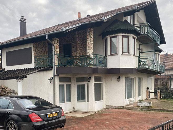 Pretresena kuća u Odžaku (Foto: RTRS)