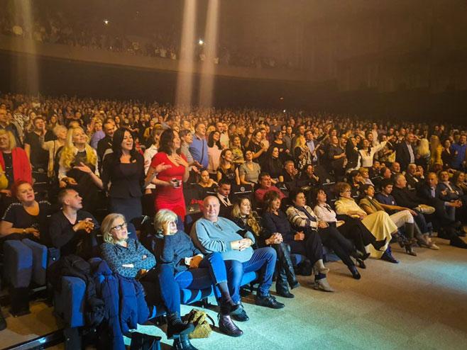 Концерт Мирослава Илића (Фото: Аргументи)