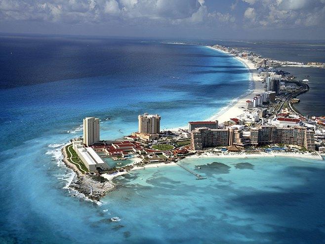 Канкун (Фото: Wikipedia)