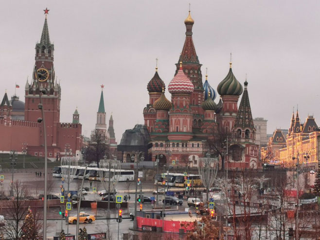 Moskva - Foto: RTRS