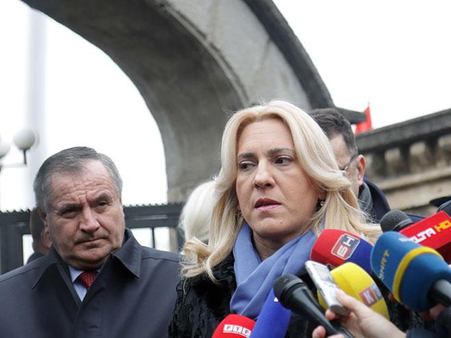 Жељка Цвијановић (Фото: СРНА)