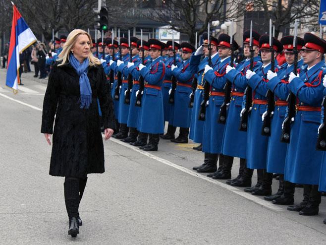 Željka Cvijanović (Foto: SRNA)