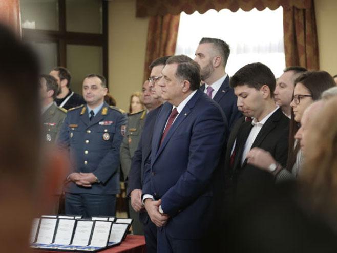 Милорад Додик (Фото:Sputnik / Дејан Симић)