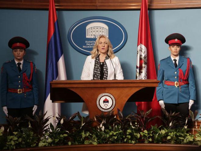 Željka Cvijanović (Foto: Sputnik / Dejan Simić)