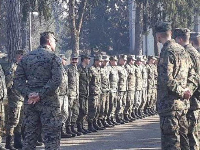 Treći pješadijski Republika Srpska puk (foto:atvbl)