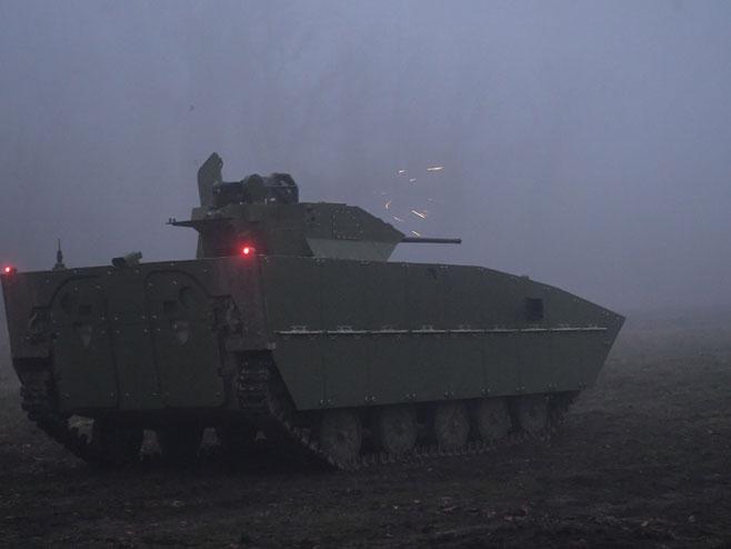 Vojska Srbije (foto: Ministarstvo odbrane Srbije)