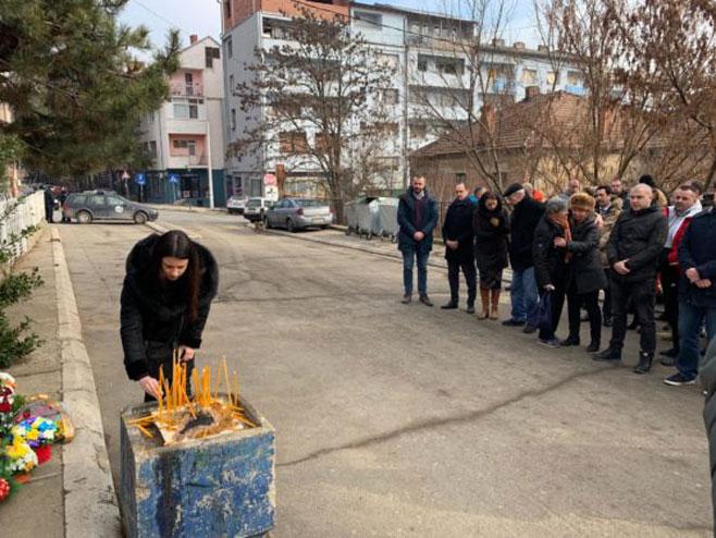 Годишњица убиства Оливера Ивановића (фото:kossev)