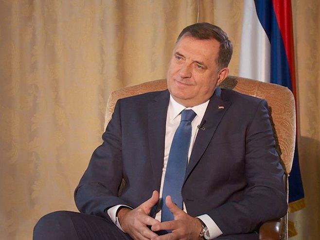 Milorad Dodik - Foto: Twitter