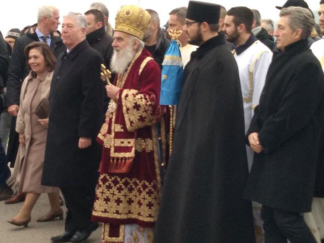 Богојављење у Србији (Фото: РТРС)