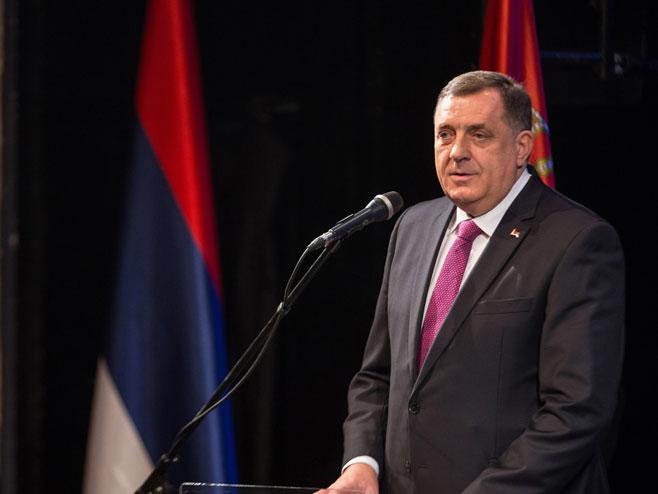 Milorad Dodik - Foto: SRNA