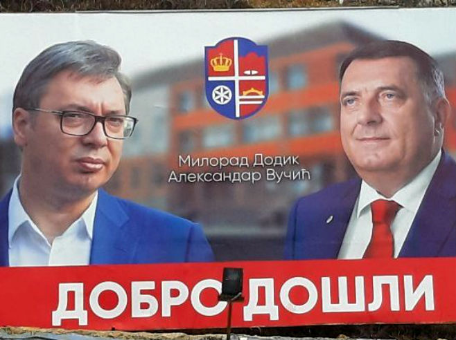 Мркоњић Град уочи доласка Александра Вучића (фото:атвбл)