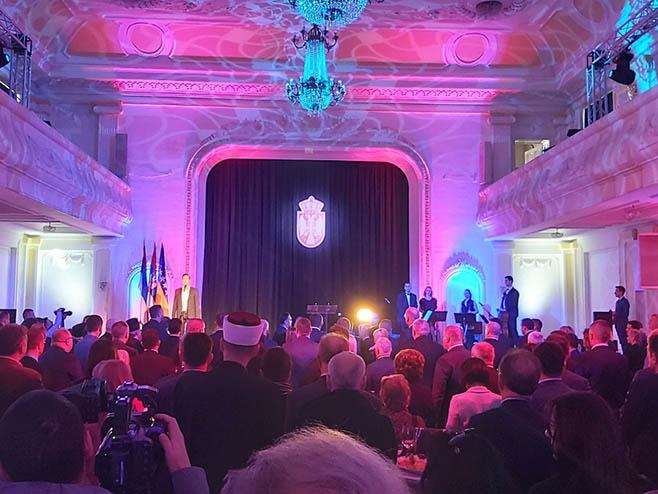 Пријем поводом Дана државности Србије (Фото: РТРС)