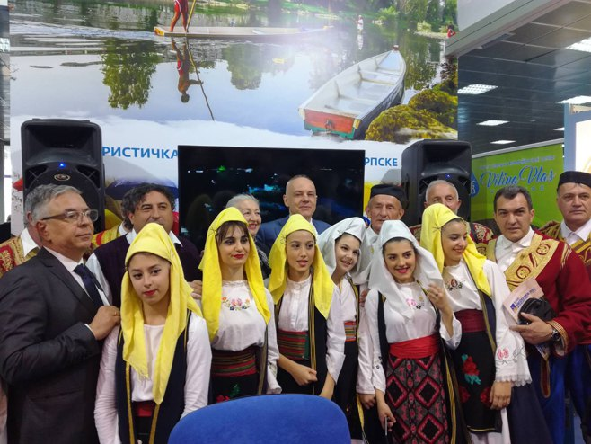 42. Међународни сајам туризма у Београду (Фото: РТРС)